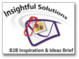 Insightful Solutions B2B Inspirations and Ideas Brief